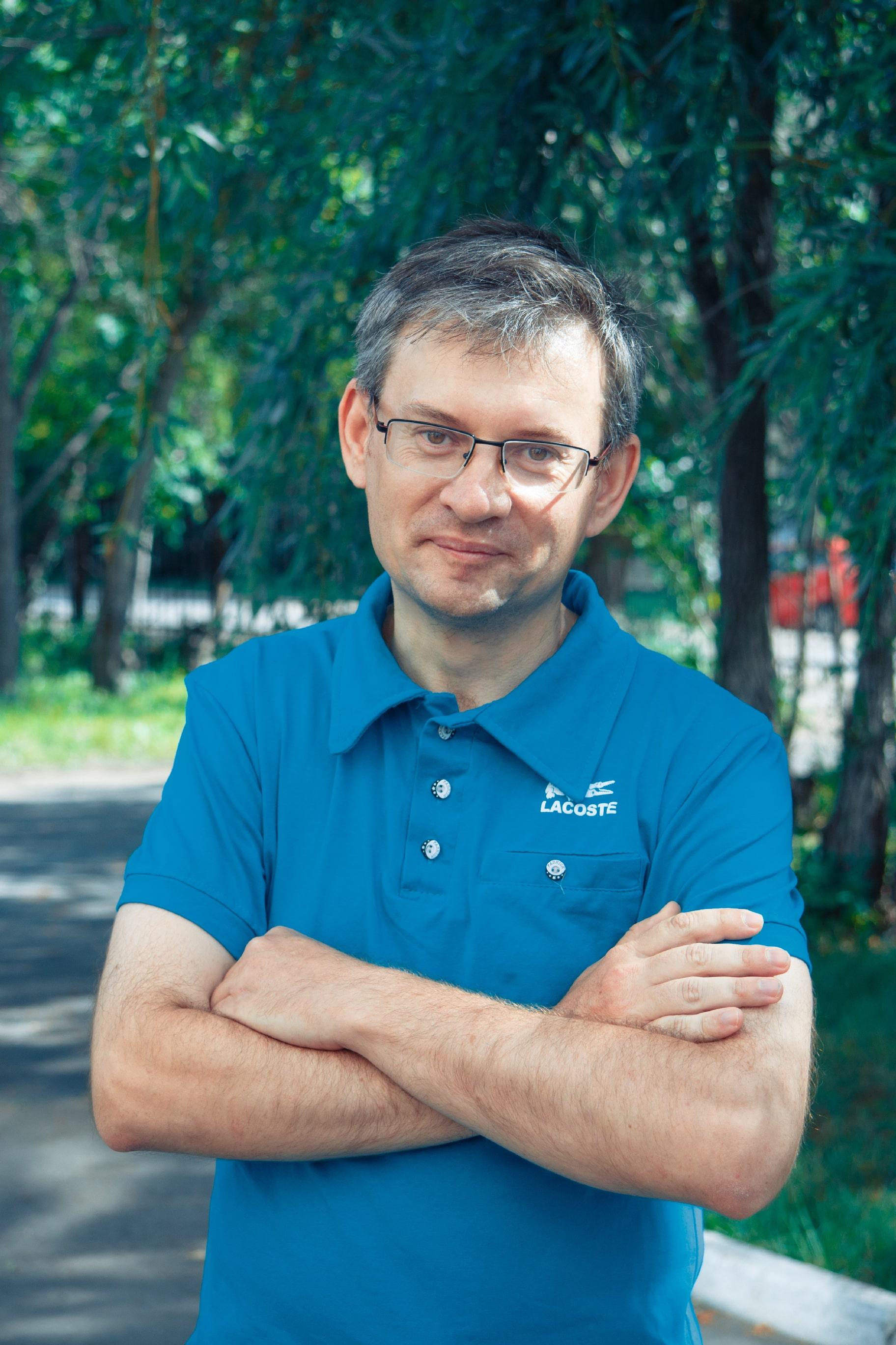 Рудаков Дмитрий Витальевич